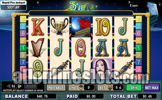 play slot games sirens de