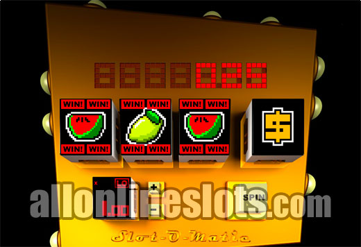 fruit-o-matic casino