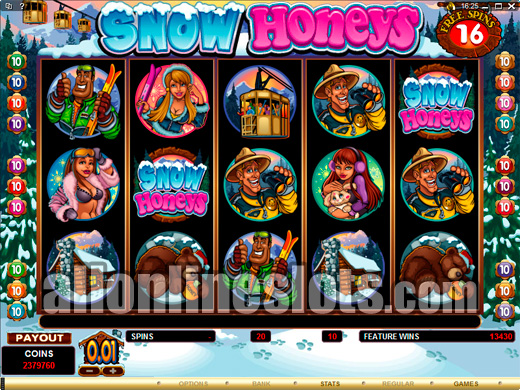 Buzz bingo slots