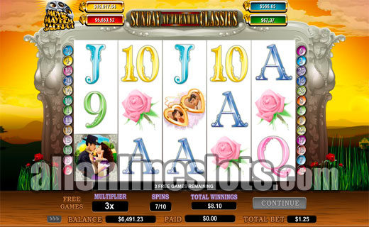 Sunday Afternoon Classics Slot - Play Online Instantly