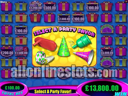 free slots jackpot party bonus