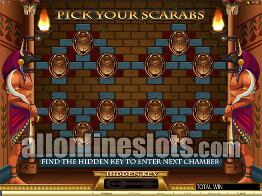 Throne of Egypt Slot - Review and Free Online Game