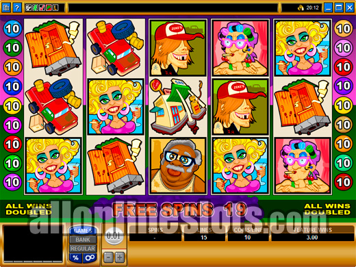 Twister Slots - Play the Free Microgaming Casino Game Online