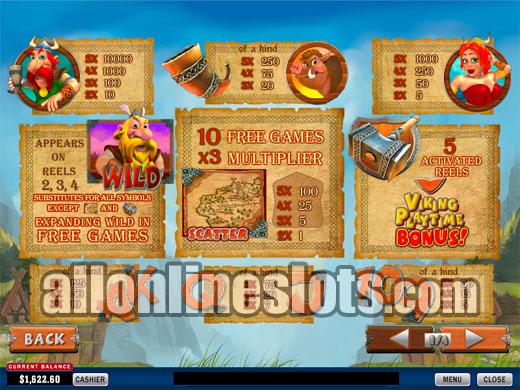Play Viking Mania Online Slot at Casino.com UK