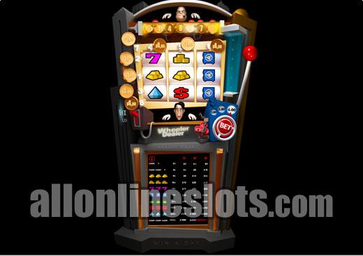 Wheeler Dealer Slot - Play Free Casino Slots Online