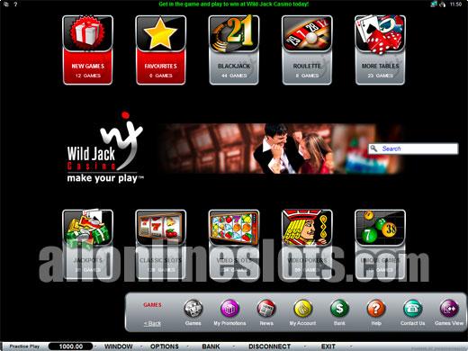 Wild Jack Online Casino