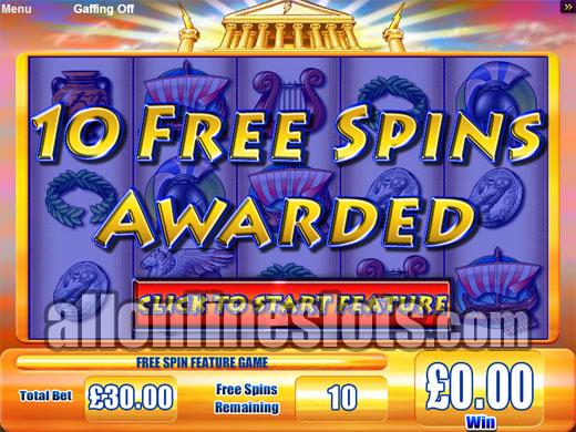 Free zeus slot machine no download