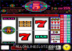 5 Times Pay Slot Machine