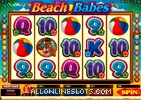 Beach Babes Slot Machine