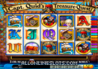 Captain Quid's Slot Machine