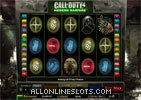 Call of Duty 4 Slot Machine