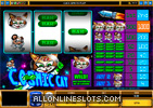 Cosmic Cat Slot Machine