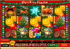 Deck the Halls Slot Machine