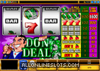Don Deal Slot Machine