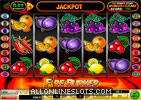 Fire Burner Slot Machine
