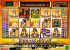 Fortunes of Egypt Slot Machine