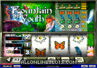 Fountain of Youth Slot Machine
