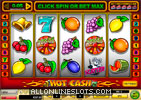 Hot Cash Slot Machine