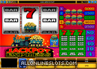 Jackpot Express Slot Machine