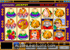 King Cashalot Slot Machine