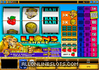 Lions Share Slot Machine