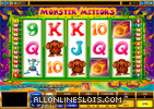 Moster Meteors Slot Machine