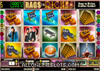 Rags to Riches 2 Slot Machine