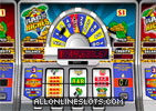 Rags to Riches Slot Machine
