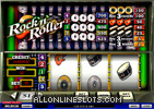 Rock N Roller Slot Machine