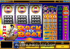 Rock the Boat Slot Machine