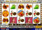 Rome and Glory Slot Machine