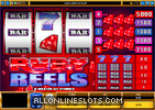 Ruby Reels Slot Machine