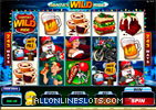Santas Wild Ride Slot Machine