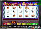 Shopping Spree Slot Machine