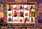 Silver Star Slot Machine