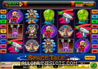 Space Tale Slot Machine