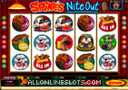 Spikes Night Out Slot Machine