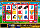 Stunt Pilot Slot Machine