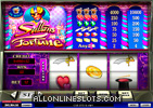 Sultans Fortune Slot Machine