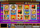 Treasure Nile Slot Machine
