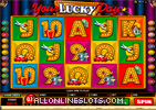 Your Lucky Day Slot Machine